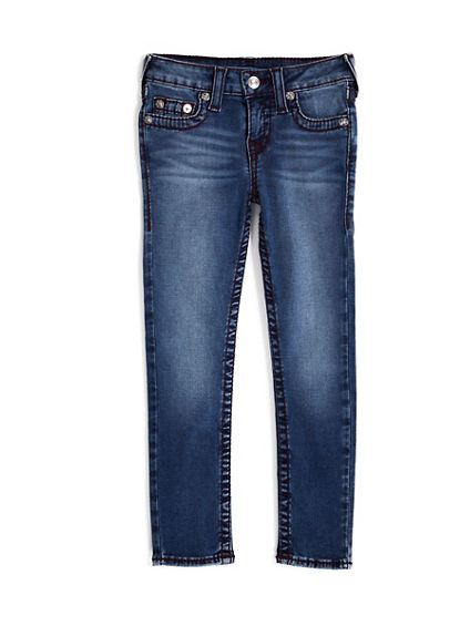 SKINNY FIT BIG T DENIM
