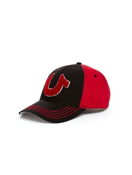 MENS CHENILLE BASEBALL CAP