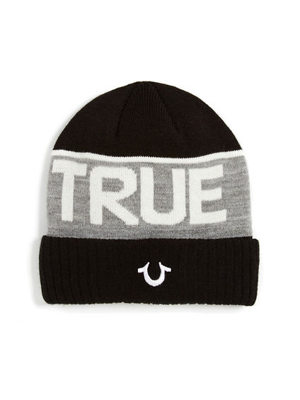 TRUE MENS WATCHCAP