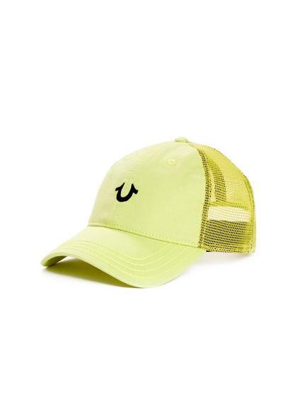 BASIC TRUEY TRUCKER HAT