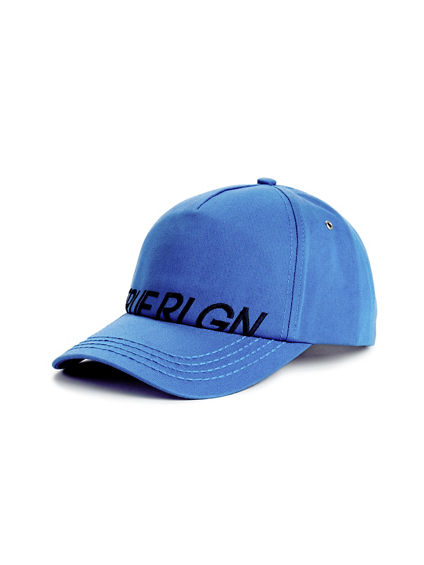 EMBROIDERED TRUE RLGN BASEBALL CAP