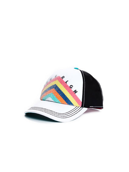 YOUTH RAINBOW CAVIAR CAP