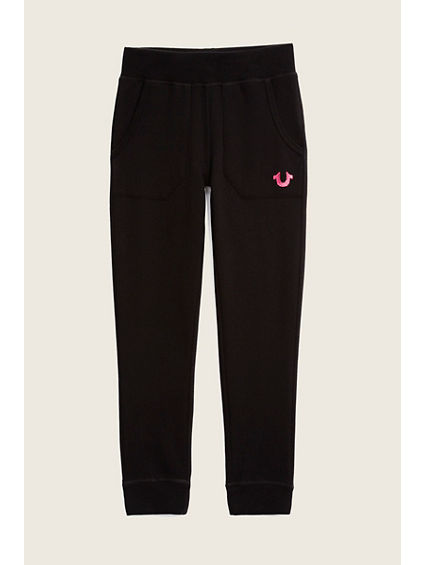 TODDLER/LITTLE KIDS FLEECE SWEATPANT