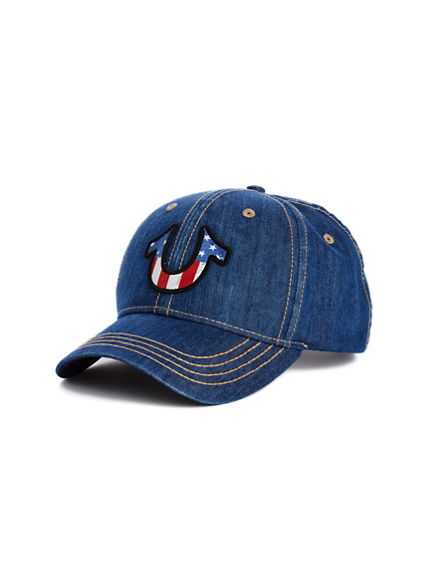 UNISEX FLAG HORSESHOE HAT