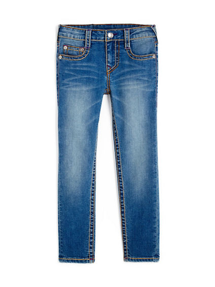 SKINNY BIG T KIDS JEAN