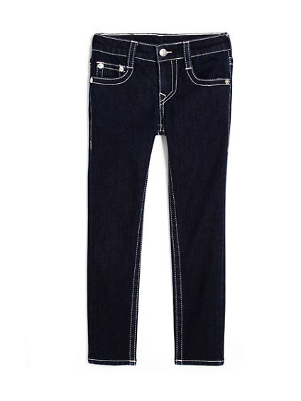 SINGLE END SKINNY KIDS JEAN
