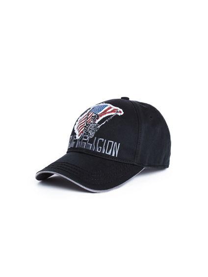 FLAG N BONES CAP