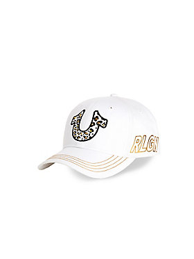 WOMENS LEOPARD U FOIL CAP