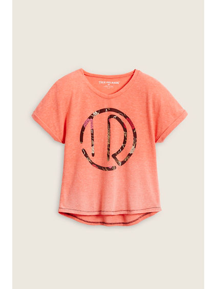OMBRE TR TODDLER/LITTLE KIDS TOP