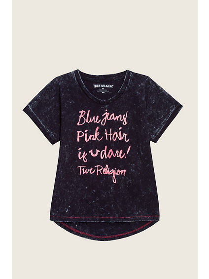 IF YOU DARE TODDLER/LITTLE KIDS TEE