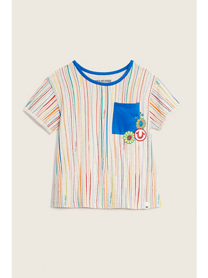 TODDLER/LITTLE KIDS POCKET TEE