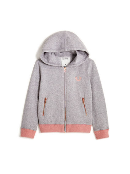 BRANDED TODDLER/LITTLE KIDS HOODIE