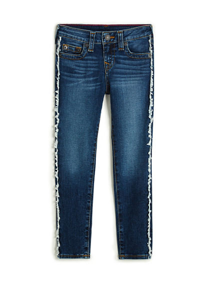 CASEY FRINGE TODDLER/LITTLE KIDS JEAN