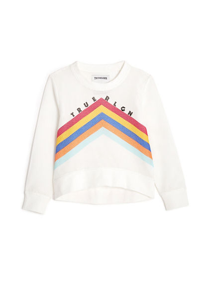 MESH TODDLER/LITTLE KIDS PULLOVER