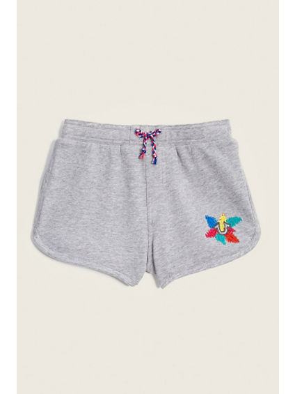 RETRO PETAL TODDLER/LITTLE KIDS SHORT