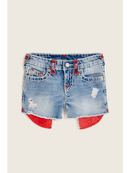 BOBBY SUPER T TODDLER/KIDS SHORTS