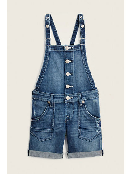 BOYFRIEND TODDLER/LITTLE KIDS OVERALL