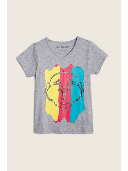 BUDDHA TODDLER/LITTLE KIDS TEE