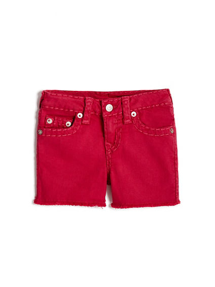 TODDLER/LITTLE KIDS BOBBY SUPER T SHORT