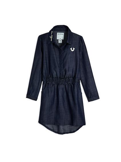 BLUE STONE DRESS