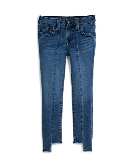 TODDLER/BIG KIDS HALLE SKINNY JEAN
