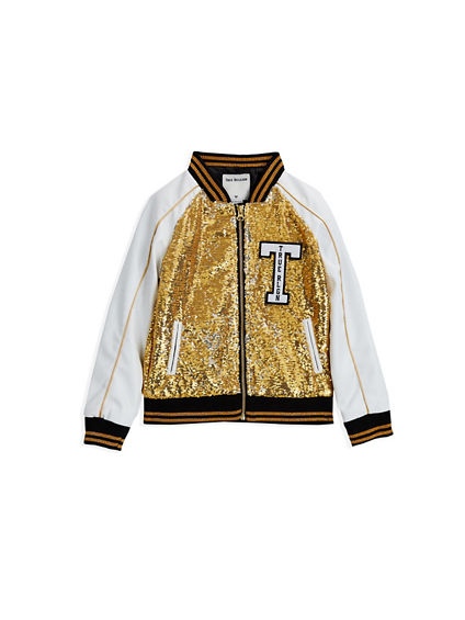 SEQUIN TODDLER/LITTLE KIDS JACKET