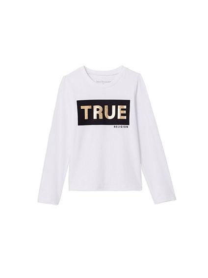 TRUE TODDLER/LITTLE KIDS TEE