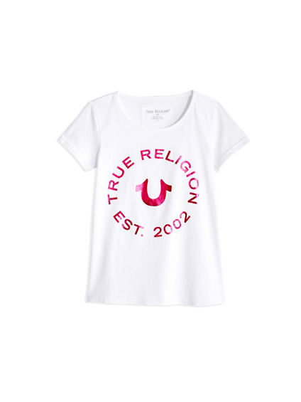 LOGO TODDLER/LITTLE KIDS TEE