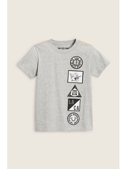 PATCHES TR TODDLER/LITTLE KIDS TEE