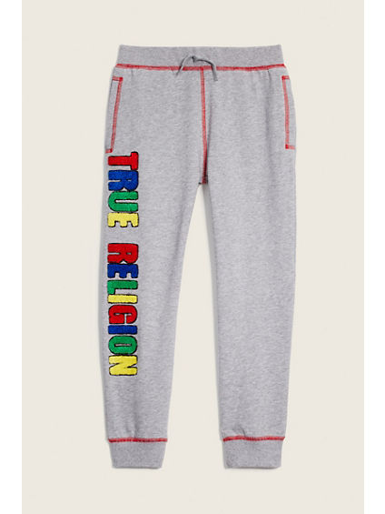 TODDLER/LITTLE KIDS POP TRUE SWEATPANT