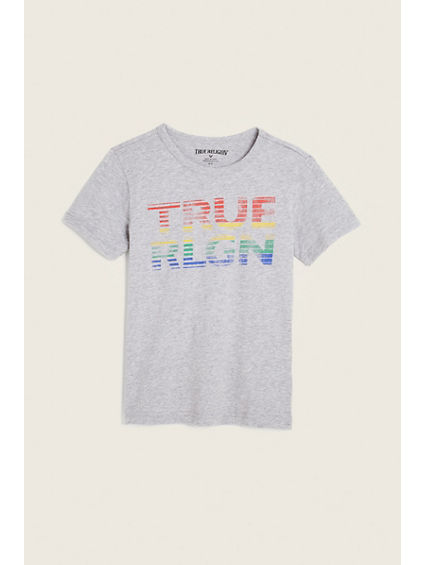 TODDLER/LITTLE KIDS RETRO TEE