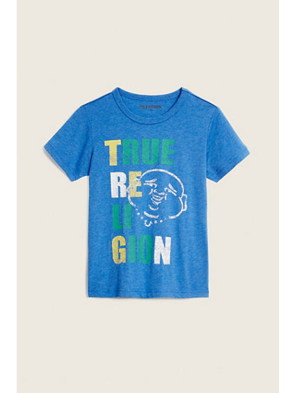 TODDLER/LITTLE KIDS BUDDHA POP TEE