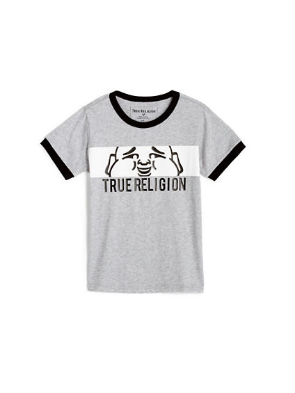 TODDLER/LITTLE KIDS BUDDHA TEE