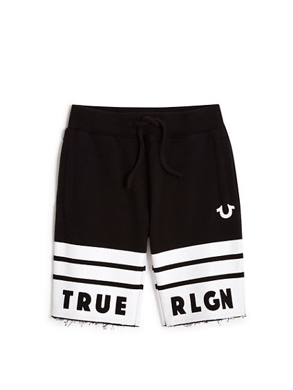 LOGO TODDLER/LITTLE KIDS SWEATSHORT