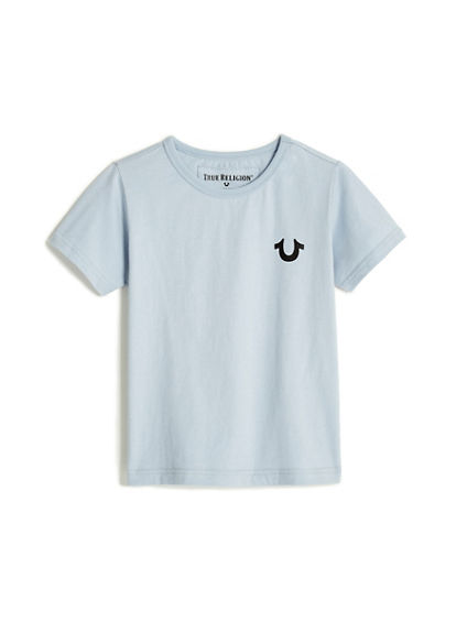 TODDLER/LITTLE KIDS GRAPHIC LOGO TEE