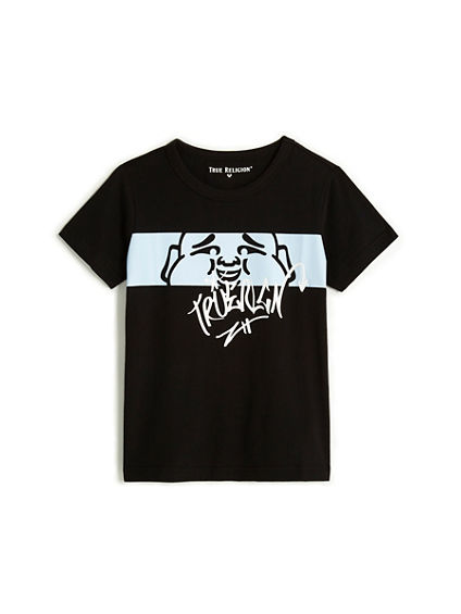 TODDLER/LITTLE KIDS GRAPHIC BUDDHA TEE