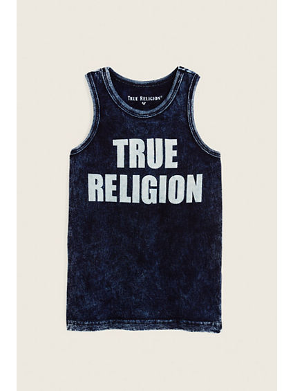 INDIGO TODDLER/KIDS TANK