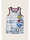 PATCH TODDLER/LITTLE KIDS TANK