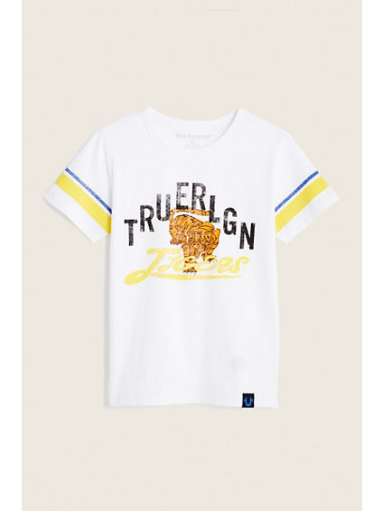 TIGER TODDLER/LITTLE KIDS TEE