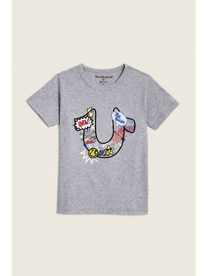 DOODLE TODDLER/LITTLE KIDS TEE