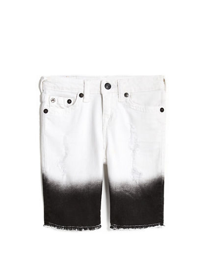 TODDLER/LITTLE KIDS GENO DENIM SHORTS
