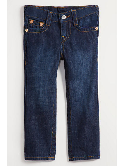GENO STRETCH INDIGO TODDLER/LITTLE KIDS JEAN