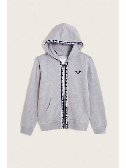 TR TAPE TODDLER/LITTLE KIDS HOODIE