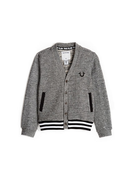 TODDLER/LITTLE KIDS CARDIGAN