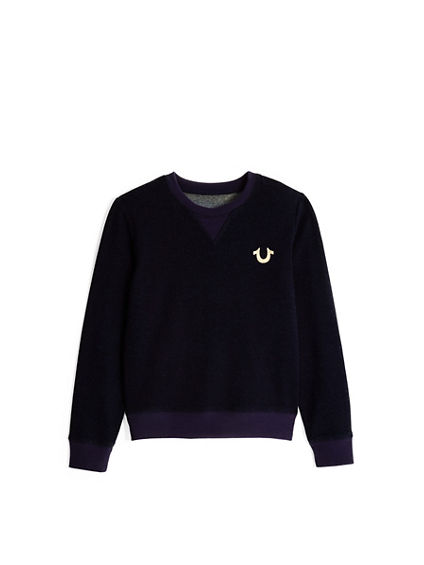 TODDLER/LITTLE KIDS PULLOVER
