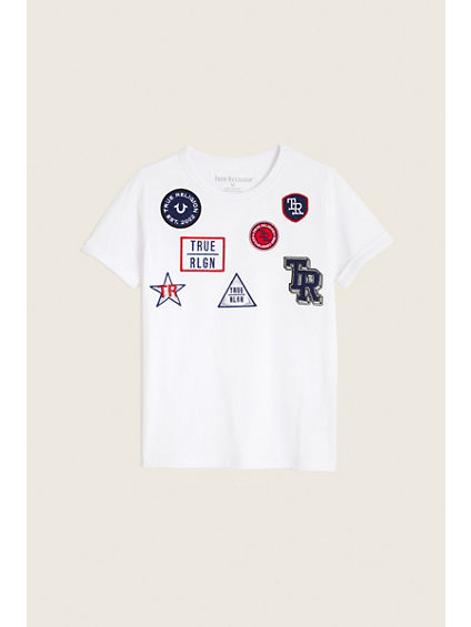 PATCH TODDLER/LITTLE KIDS TEE