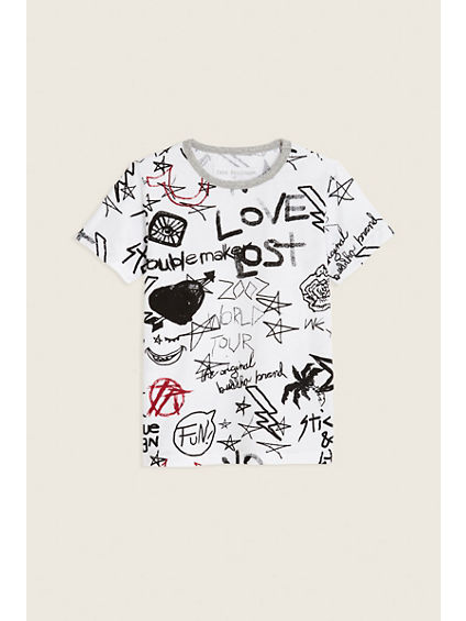 FUNK IT UP TODDLER/LITTLE KIDS TEE