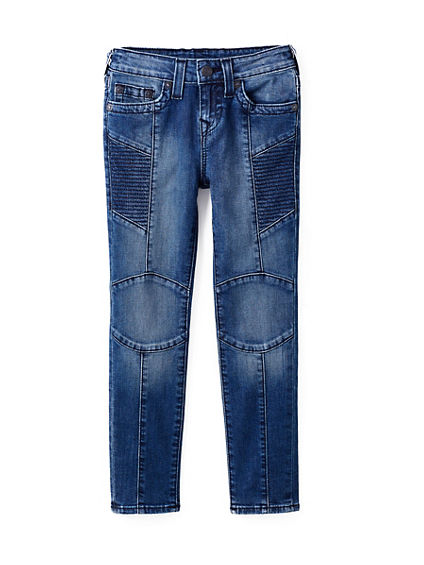 ROCCO MOTO TODDLER/LITTLE KIDS JEAN