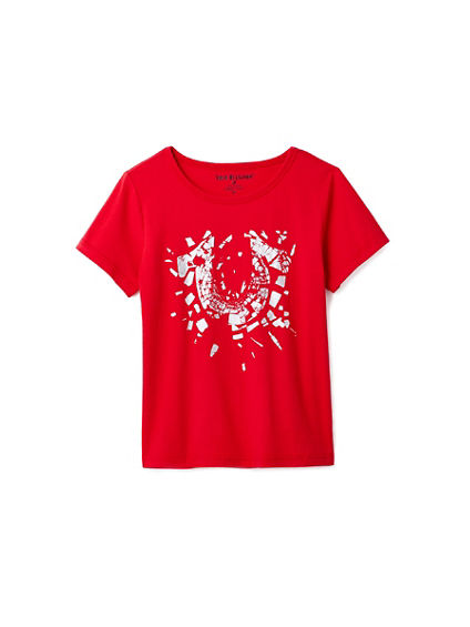 SHATTERED TR TODDLER/LITTLE KIDS  TEE