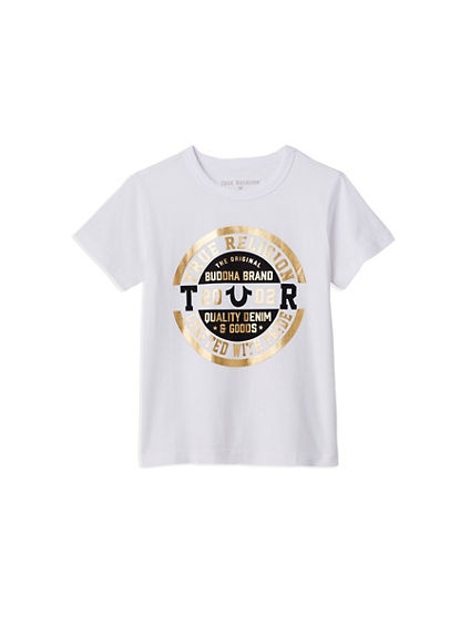 TR LOGO TODDLER/LITTLE KIDS TEE